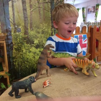 Learning About Animals At Little Wols Day Nursery Near Norwich (1)