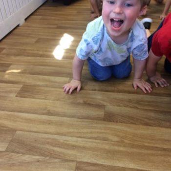 Little Owls Practising Ballet (8)