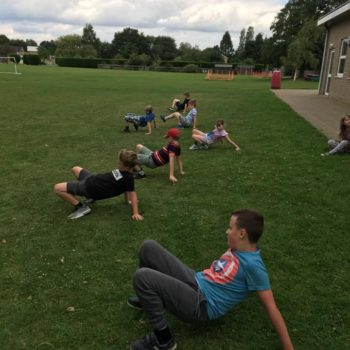 Outside Activities At Hoots Summer Club Norfolk (1)