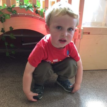 Practising Yoga At Little Owls Day Nursery (13)