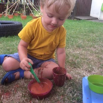 Sensory Play At Little Owls Day Nursery Norfolk (2)