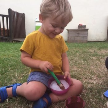 Sensory Play At Little Owls Day Nursery Norfolk (3)
