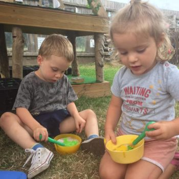 Sensory Play At Little Owls Day Nursery Norfolk (4)