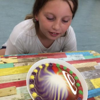 Using Our Minibeast Pots At Hoots Summer Holiday Club Norwich Norfolk (12)