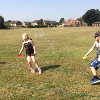 Using Our Minibeast Pots At Hoots Summer Holiday Club Norwich Norfolk (23)