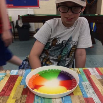 Using Our Minibeast Pots At Hoots Summer Holiday Club Norwich Norfolk (5)