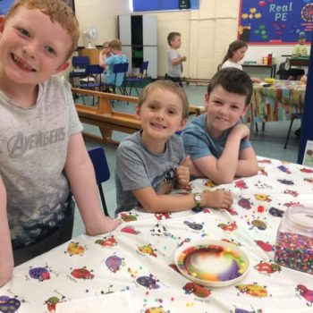 Using Our Minibeast Pots At Hoots Summer Holiday Club Norwich Norfolk (7)