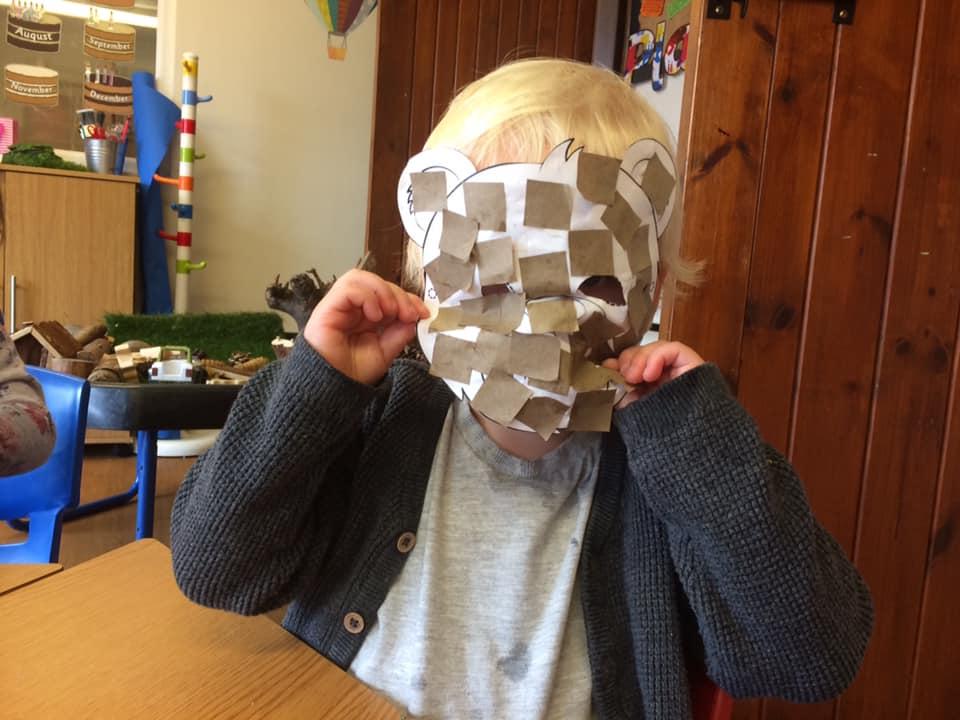 Bear Masks Little Owls Baby Care Norwich Norfolk (10)