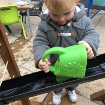 New Garden Equipment At Little Owls Day Nursery Dereham Norfolk (3)