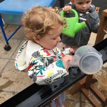 New Garden Equipment At Little Owls Day Nursery Dereham Norfolk (6)
