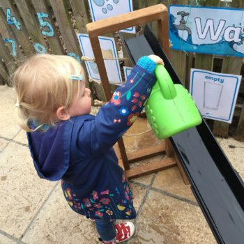 New Garden Equipment At Little Owls Day Nursery Dereham Norfolk (7)