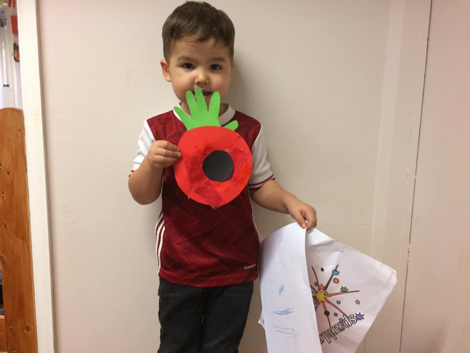 Little Owls Day Care 2 Minute Silence (10)