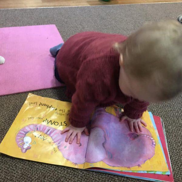 Animal Yoga At The Nursery (3)