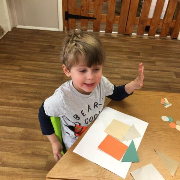 Maths At The Nursery (1)