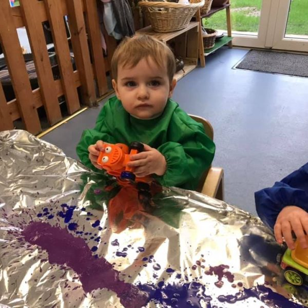 Painting With Diggers (4)