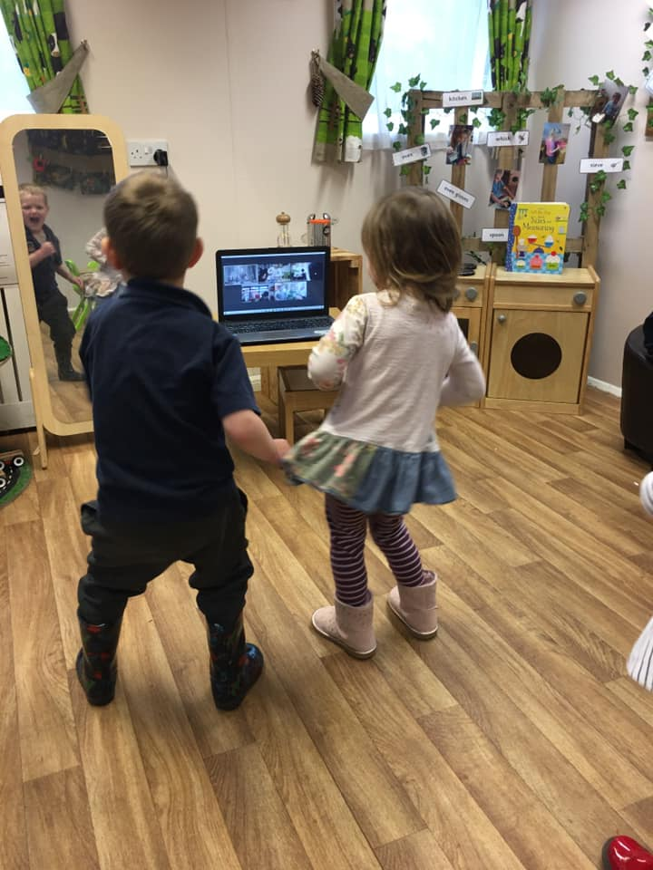 Virtual Music And Movement Session (2)