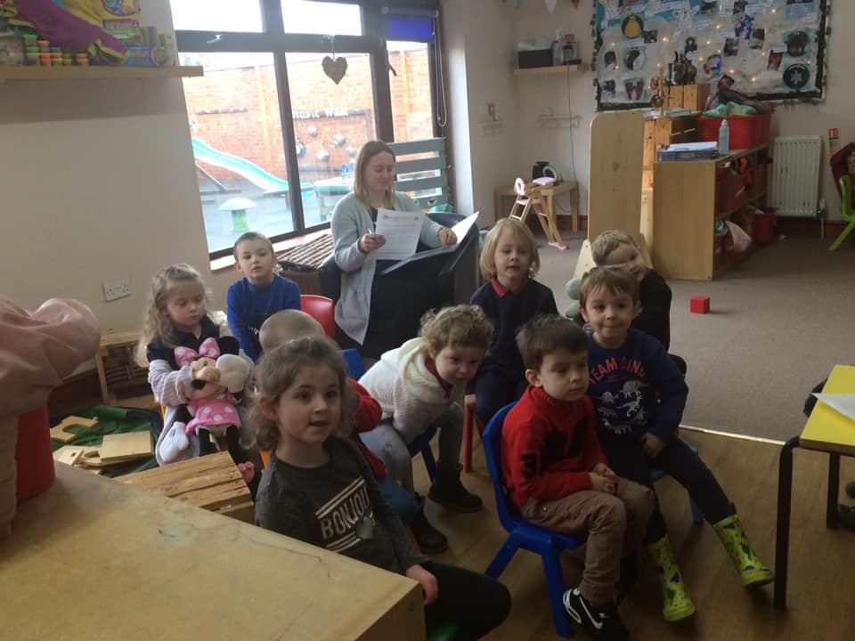 Zoom Call With Infant School (4)