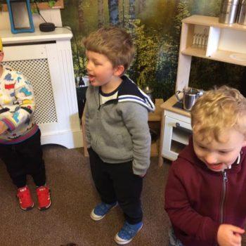Dancing At Little Owls Day Nursery Norfolk (5)