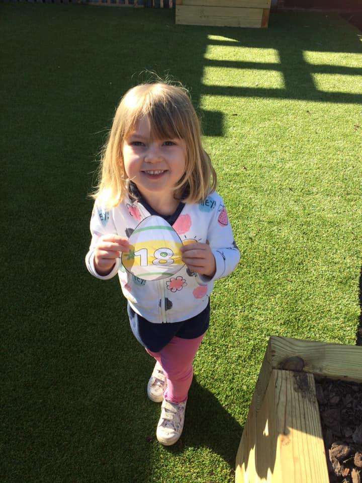 Easter Egg Hunt At Little Owls Dereham Norfolk (10)