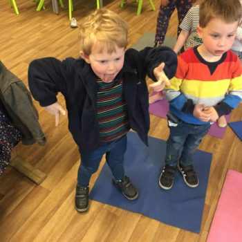 Music And Yoga At Little Owls Baby Care In Dereham (5)