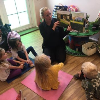 Music And Yoga At Little Owls Baby Care In Dereham (6)