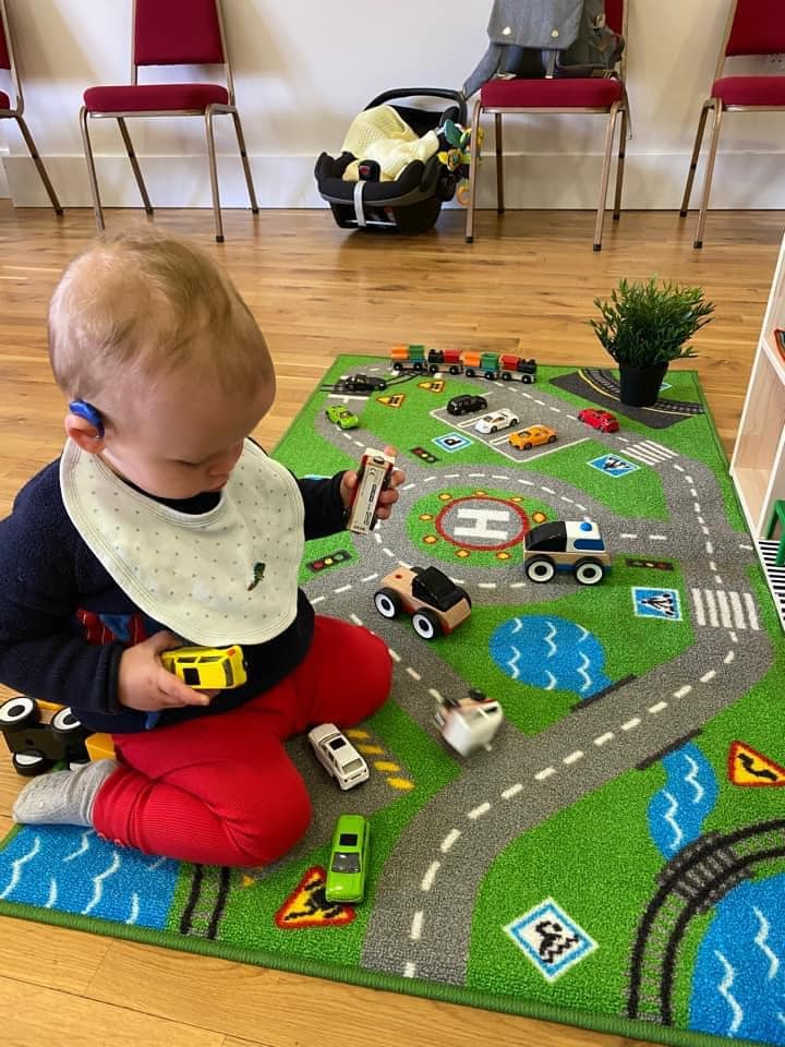 Owlets Stay And Play At Little Owls Childcare In Dereham (2)