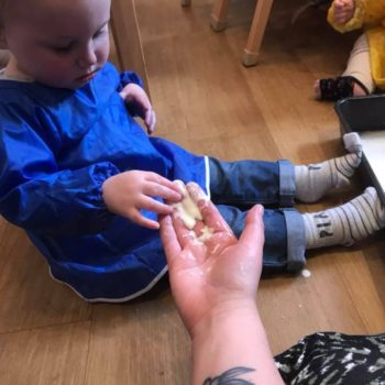 Bags And Insects At Little Owls Childcare In Norfolk (3)