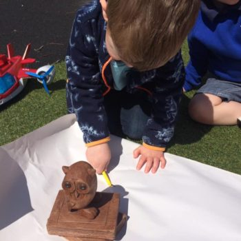 Exploring Nature At Little Owls Day Nursery Norfolk (3)