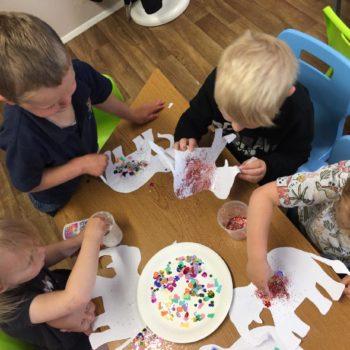 India Day At Little Owls Nursery For Children Norfolk (3)