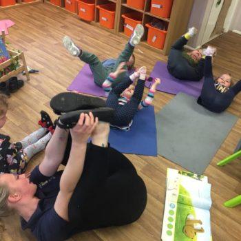 Physical Developement At Little Owls Day Nursery Dereham Norfolk (1)