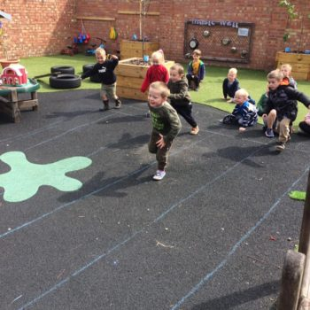Sports Day Ay Little Owls Baby Nursery Norfolk (2)