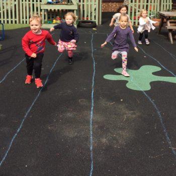Sports Day Ay Little Owls Baby Nursery Norfolk (8)