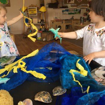 World Ocean & Environment Day At Little Owls Child Nursery Norfolk (1)
