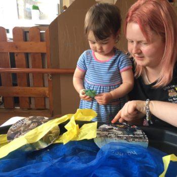 World Ocean & Environment Day At Little Owls Child Nursery Norfolk (16)