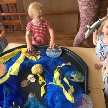 World Ocean & Environment Day At Little Owls Child Nursery Norfolk (17)