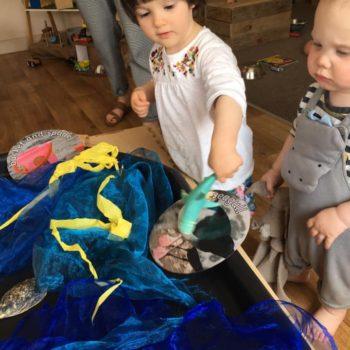 World Ocean & Environment Day At Little Owls Child Nursery Norfolk (21)