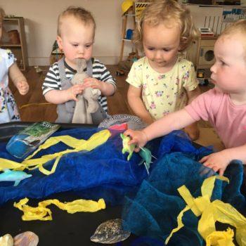 World Ocean & Environment Day At Little Owls Child Nursery Norfolk (3)