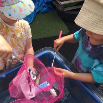 World Ocean & Environment Day At Little Owls Child Nursery Norfolk (9)