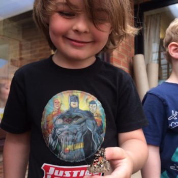 Butterfly Release Day At Little Owls Day Nursery (2)