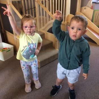 Celebrating Music At Little Owls Childcare Near Norwich (2)