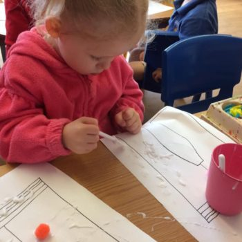 Celebrating Music At Little Owls Childcare Near Norwich (5)