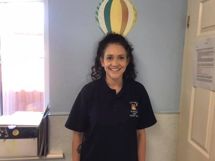 New Member Of Staff At Little Owls Day Nursery Dereham Norfolk
