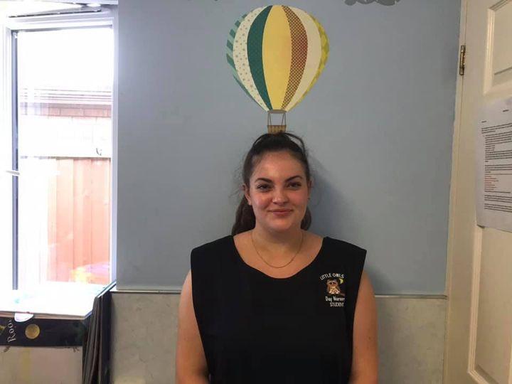 New Team Member At Little Owls Daycare For Children In Norfolk