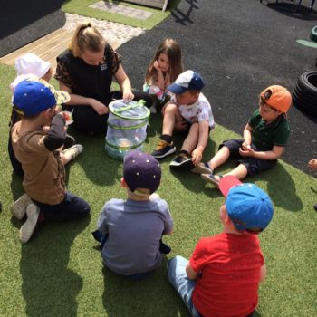 Setting Our Butterflies Free At Little Owls (2)