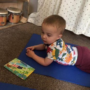 Yoga A T Little Owls Babycare In Norfolk (7)