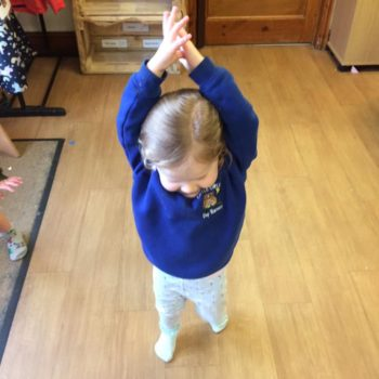 Yoga At Little Owls Childcare In Norfolk (1)