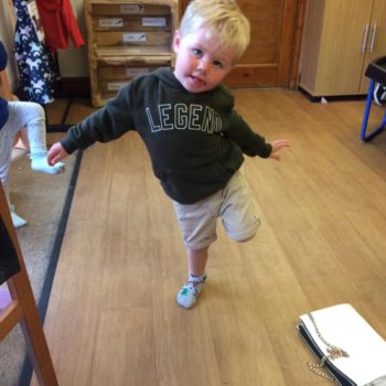 Yoga At Little Owls Childcare In Norfolk (3)