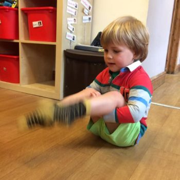 Yoga At Little Owls Childcare In Norfolk (5)