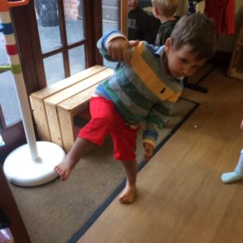 Yoga At Little Owls Childcare In Norfolk (6)