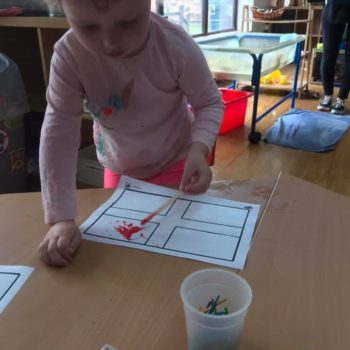 Good Luck England For Little Owls Child Nursery Norfolk (3)